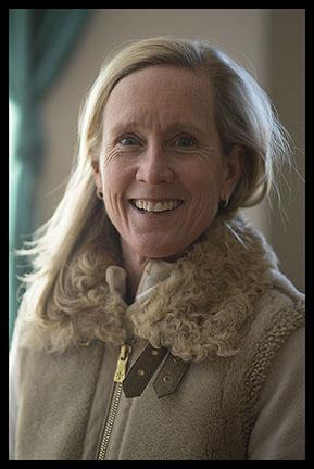 Preservationist Jane Covington